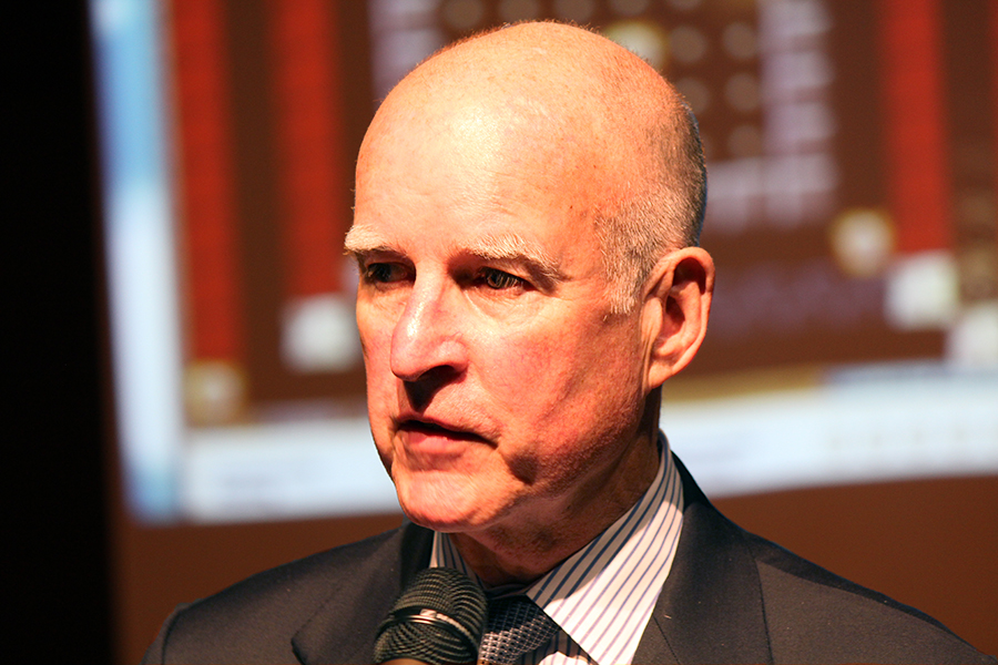 Brown Ups California Budget, Despite Revenue Declines