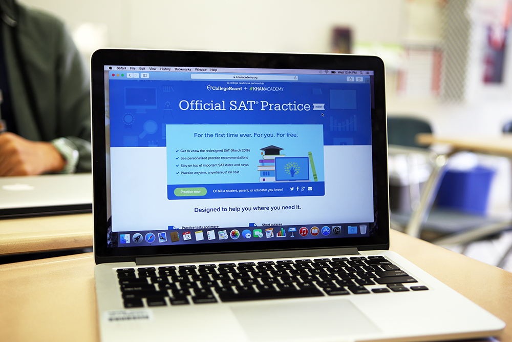 Khan Academy, College Board create an SAT practice program, but