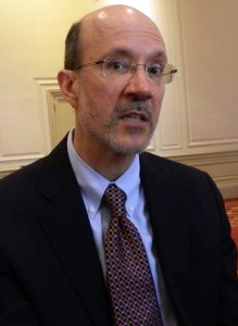 Robert Linquanti, an adviser on both the new state English  Language Development standards and the new Common Core English language assessments