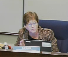 Sue Burr, a State Board member active in planning the funding regulations, promised speakers the board would consider their criticisms and comments.